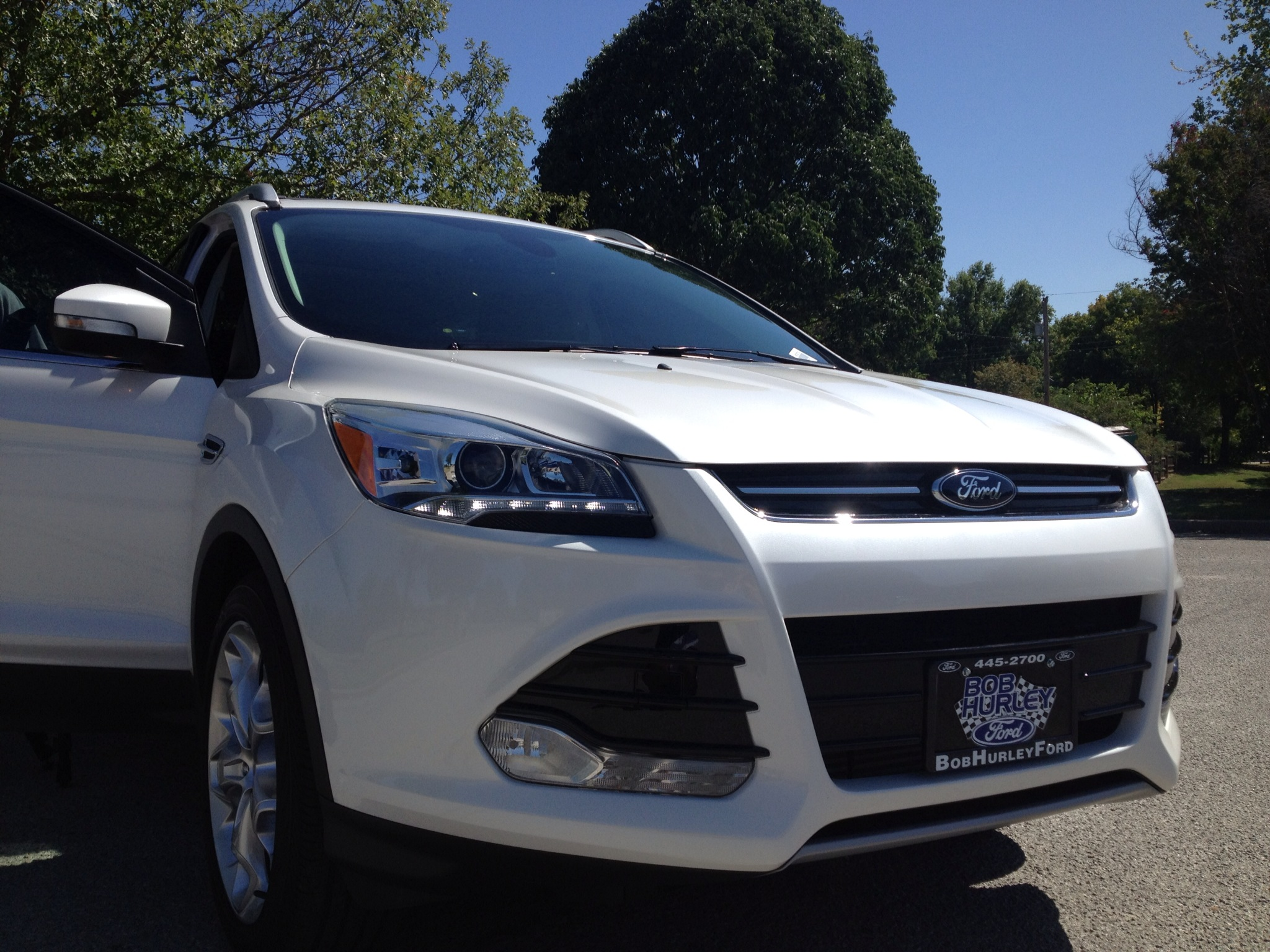 The 2013 Ford Escape from Bob Hurley Ford