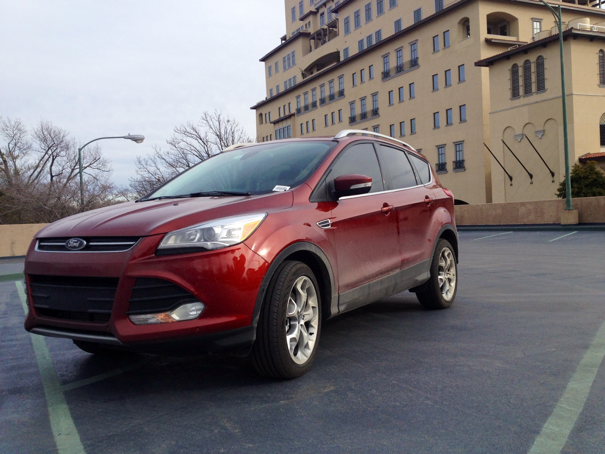 2014 Ford Escape from Bob Hurley Ford & 5 Ways to Find a Down Payment For a Car Loan - Julie Chin markmcfarlin.com